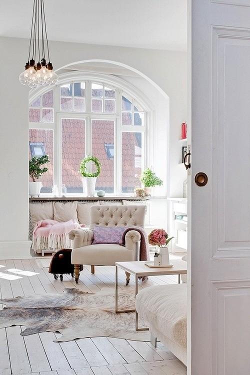 Iluminacion y decoracion estilo provensal