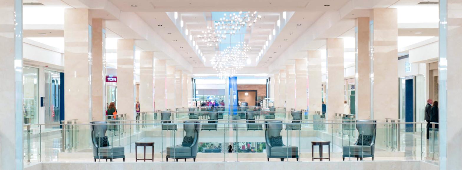 iluminacion para plazas comerciales