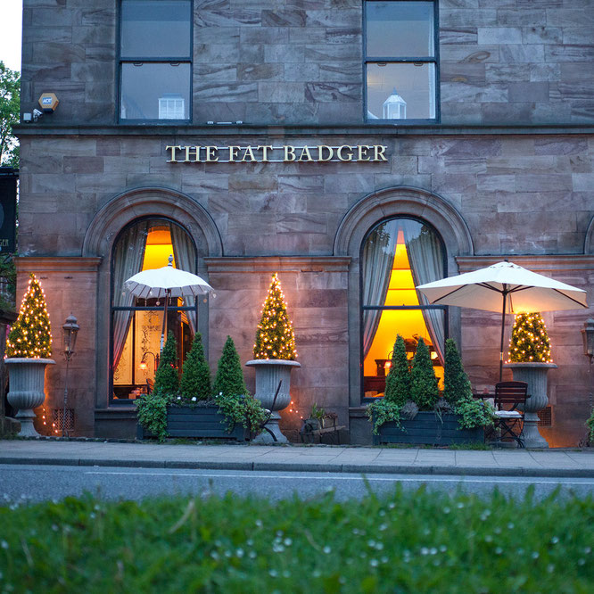 iluminacion de restaurantes