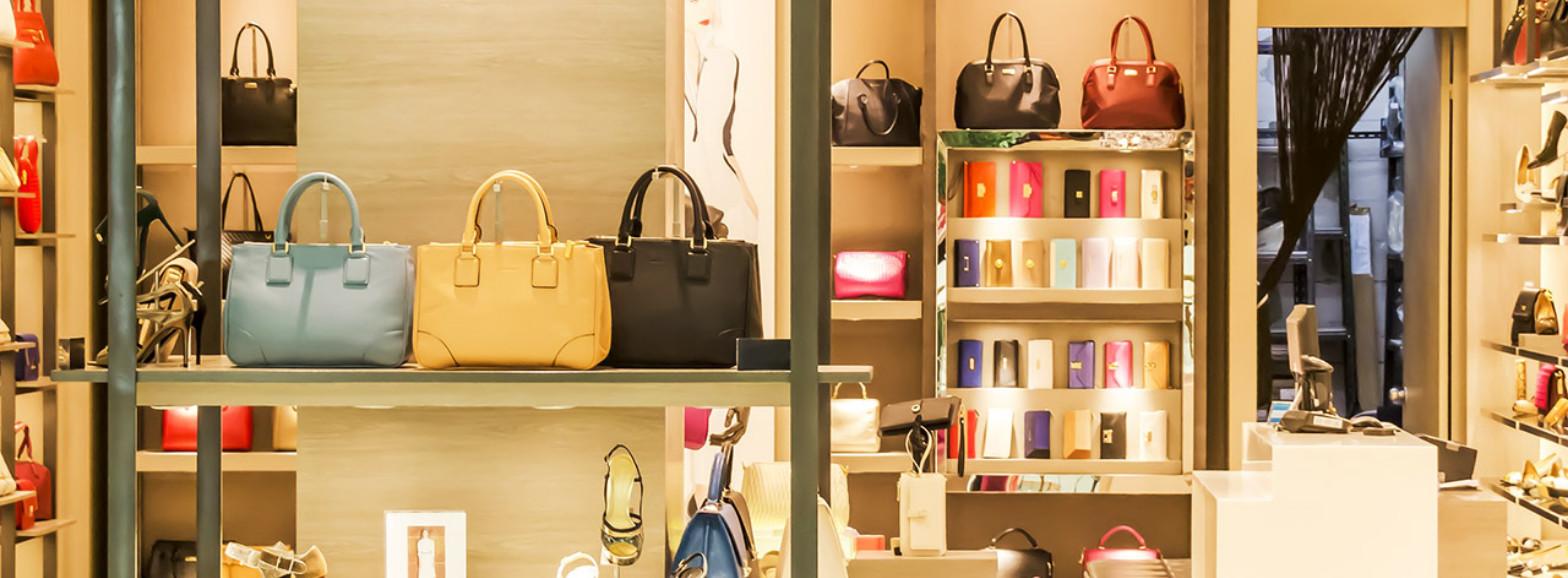 iluminacion tiendas de moda