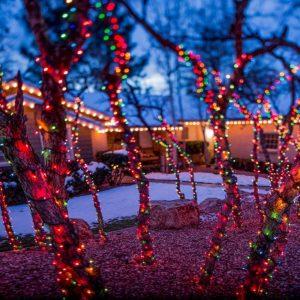 Luces Navidad Multicolor