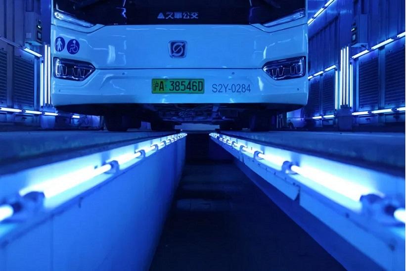 Donde se puede utilizar la luz ultravioleta